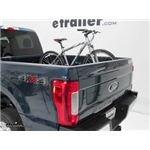 Thule Truck Bed Bike Racks Review - 2018 Ford F-250 Super Duty