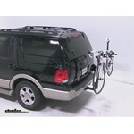 Thule Parkway 2 Hitch Bike Rack Review - 2005 Ford Expedition