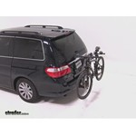 Thule Parkway 2 Hitch Bike Rack Review - 2007 Honda Odyssey