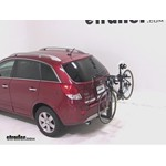 Thule Parkway 2 Hitch Bike Rack Review - 2009 Saturn Vue