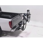 Thule Parkway 2 Hitch Bike Rack Review - 2012 Chevrolet Colorado