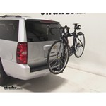 Thule Parkway 2 Hitch Bike Rack Review - 2012 Chevrolet Suburban