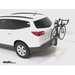 Thule Parkway 2 Hitch Bike Rack Review - 2012 Chevrolet Traverse