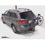 Thule Parkway 2 Hitch Bike Rack Review - 2012 Dodge Journey