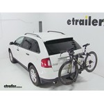 Thule Parkway 2 Hitch Bike Rack Review - 2012 Ford Edge