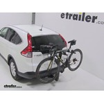 Thule Parkway 2 Hitch Bike Rack Review - 2012 Honda CR-V