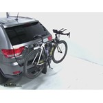 Thule Parkway 2 Hitch Bike Rack Review - 2012 Jeep Grand Cherokee