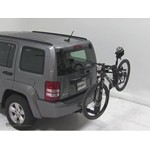 Thule Parkway 2 Hitch Bike Rack Review - 2012 Jeep Liberty