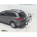 Thule Parkway 2 Hitch Bike Rack Review - 2013 Dodge Journey