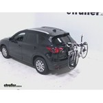 Thule Parkway 2 Hitch Bike Rack Review - 2013 Mazda CX-5