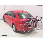 Thule Passage Trunk Mounted Bike Rack Review - 2014 Chevrolet Cruze