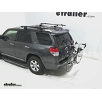 Thule Passage Trunk Mounted Bike Rack Review - 2012 Toyota 4Runner