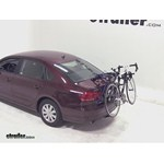 Thule Passage Trunk Mounted Bike Rack Review - 2013 Volkswagen Passat