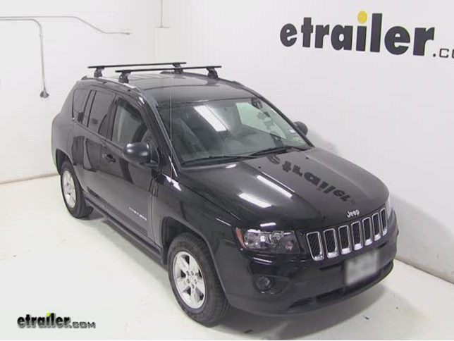 Thule Roof Rack For 2015 Grand Cherokee By Jeep Etrailer Com