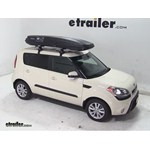 Thule Pulse Alpine Rooftop Cargo Box Review - 2013 Kia Soul