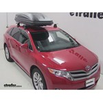 Thule Pulse Large Rooftop Cargo Box Review - 2013 Toyota Venza