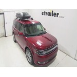 Thule Pulse Large Rooftop Cargo Box Review - 2014 Ford Flex