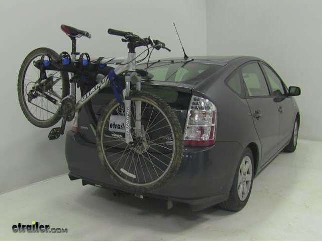 Today On Our 2007 Toyota Prius, Weu0027re Going To Test Fitting The Thule  Raceway Truck Mounted 3 Bike Rack. Part Number TH9002XT. To Begin Our Test  Fit, ...