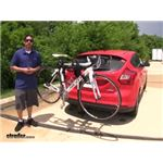 Thule Hitch Bike Racks Review - 2013 Ford Focus