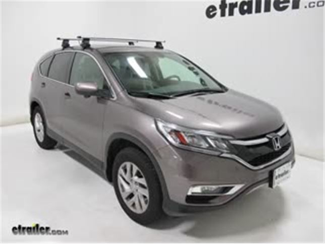 Install Thule Roof Rack Honda Cr V Tharb Th R Thkit