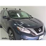 Thule Roof Rack Review - 2016 Nissan Murano