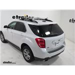 Thule Roof Rack Review - 2017 Chevrolet Equinox