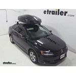 Largest Thule Cargo Boxes That Will Fit A 2013 Volvo Xc60