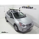 nissan rogue roof rack. Black Bedroom Furniture Sets. Home Design Ideas