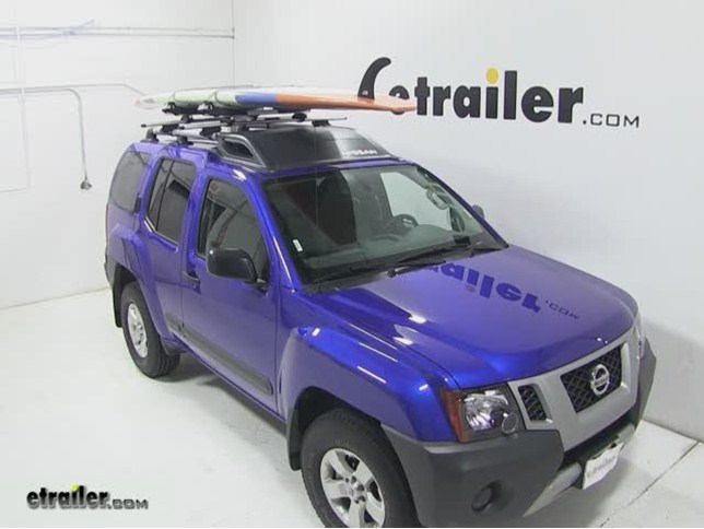 Xterra Paddle Boards >> Thule Sup Taxi Stand Up Paddleboard Carrier Review 2013 Nissan Xterra