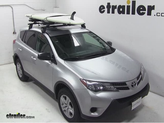 Thule Sup Taxi Stand Up Paddleboard Carrier Review 2017 Toyota Rav4