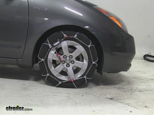 Toyota Prius Tire Chains | etrailer.com