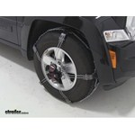 Thule K-Summit XXL Tire Chains Review  - 2012 Jeep Liberty