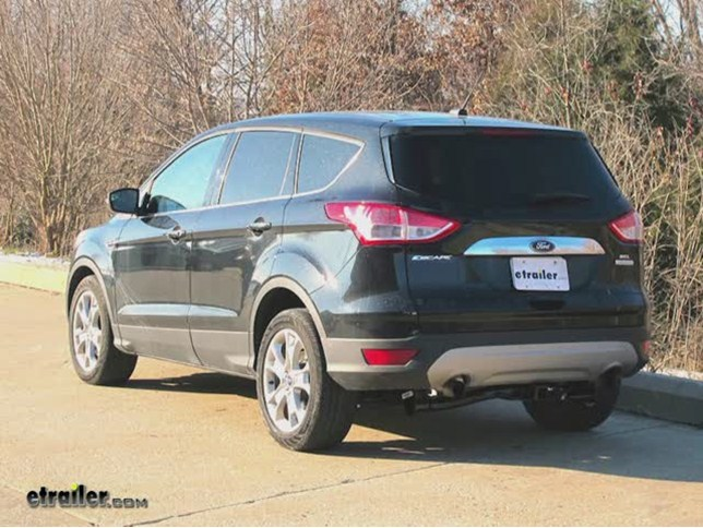 2014 Ford Escape Tires >> Thule Cg9 Snow Tire Chains Review 2013 Ford Escape