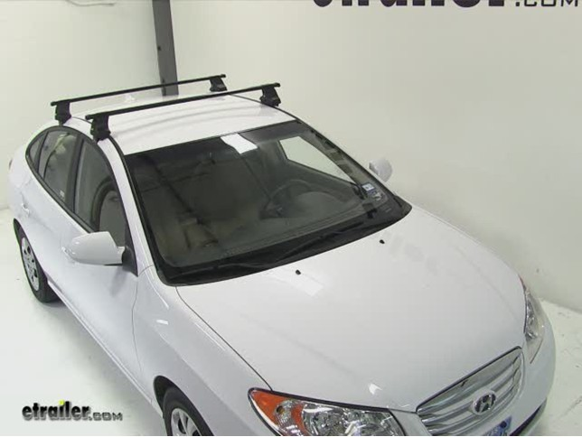 Thule Roof Rack Fit Kit For Traverse Foot Packs 1434