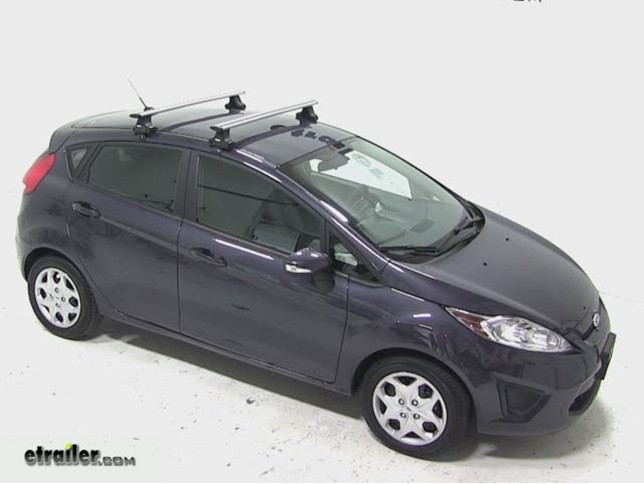 Ford Fiesta Roof Rack >> Ford Fiesta Roof Rack Etrailer Com