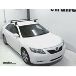 Thule Traverse Roof Rack Installation - 2008 Toyota Camry