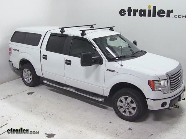 Ford F150 Rack >> Thule Roof Rack Fit Kit For Traverse Foot Packs 1521
