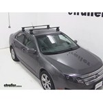 Thule Traverse Roof Rack Installation - 2012 Ford Fusion