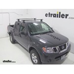 Today On Our 2013 Nissan Frontier Well Be Test Fitting The Thule Traverse Roof  Rack System Using Part Numbers THLB58, TH480, And THKIT1430.