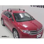 Thule Traverse Roof Rack Installation - 2013 Toyota Venza