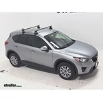 Thule Traverse Roof Rack Installation - 2015 Mazda CX-5