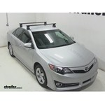 Thule Traverse Roof Rack Installation - 2014 Toyota Camry