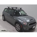 Thule Traverse Roof Rack Installation - 2010 Mini Clubman