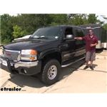 Timbren Rear Suspension Enhancement System Installation - 2005 GMC Sierra