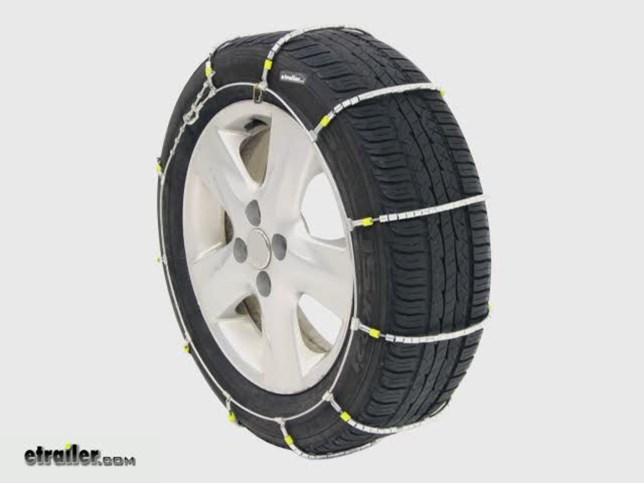 Honda Odyssey Tire Chains | etrailer.com