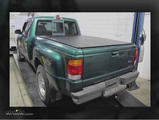 craftec hatch style tonneau cover installation 1999 ford ranger