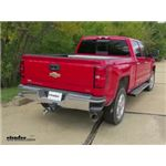 Video install torklift frame mounted rear camper tie downs 2016 chevrolet silverado 2500 tlc3215