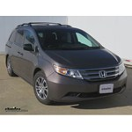 Tow Ready 4-Pole Mounting Bracket Installation - 2012 Honda Odyssey