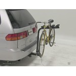 Pro Series Eclipse 4 Hitch Bike Rack Review - 2003 Honda Odyssey
