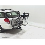 Pro Series Eclipse 4 Hitch Bike Rack Review - 2008 Subaru Outback Wagon